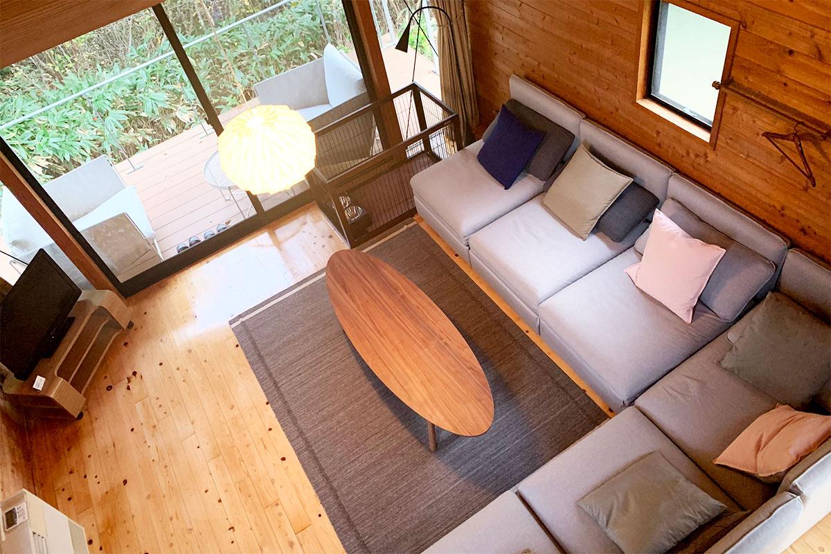 コテージ 特別室(C-1):最大6名様ご宿泊可能